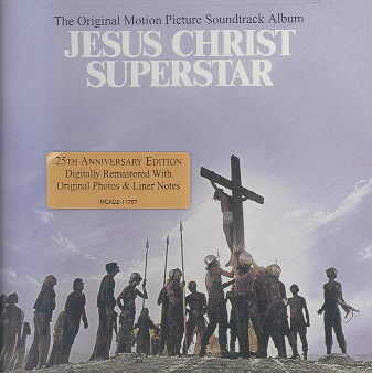 JESUS CHRIST SUPERSTAR (OST) (CD)