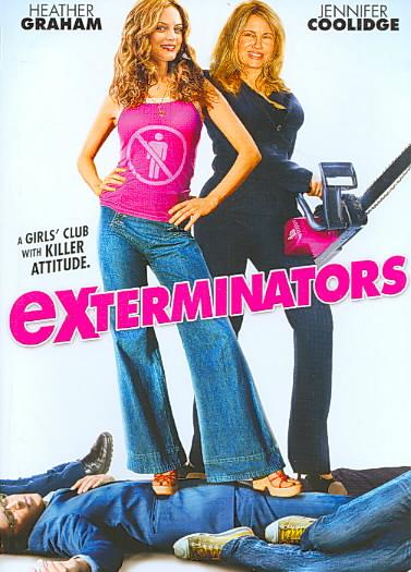 EXTERMINATORS BY GRAHAM,HEATHER (DVD)